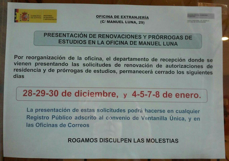 Presentaci n renovaciones y pr rrogas en navidad blog for Convenio oficinas y despachos madrid 2016